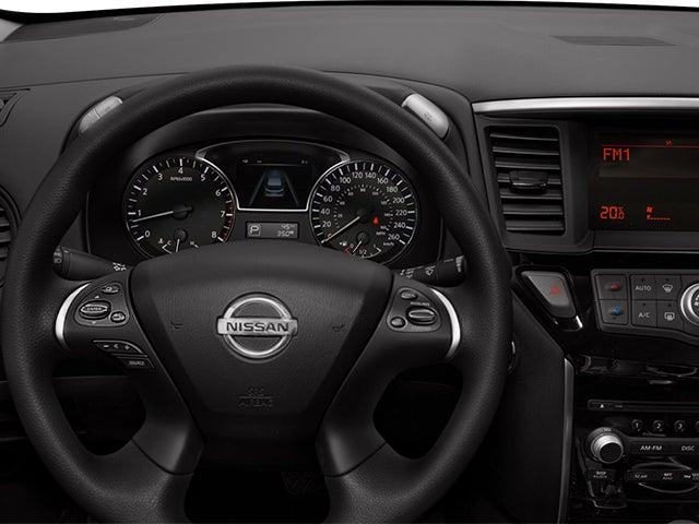 2014 Nissan Pathfinder Sv In Murfreesboro Tn Nashville Nissan